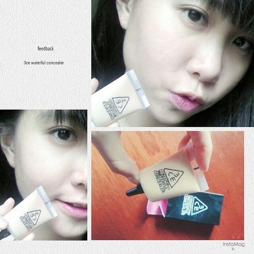 3ce waterful concealer của @shopmypham2311 là hàng ship từ Hàn Quốc về chính gốc luôn nhé. Da có dấu của mụn hay vết j đó, chỉ cần thoa 1 ít lên là che đc ngay. Giá hạt dẻ hơn các shop ở ngoài bán. Vì là mỹ phẩm của shop bạn Như nên Như tin tưởng lắm. Từ son cho đến eyeliner Như đều mua từ shop này, rất uy tín nhé ;) mấy bạn nữ nào thích cứ liên hệ bạn của Như nha :3 3cewaterfulconcealer Feedback Cosmetic