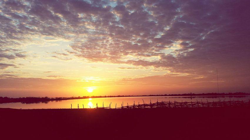 Goodmorning Sea Sky And Clouds Sunrise Pothography Natureza 🐦🌳 Brasil ♥