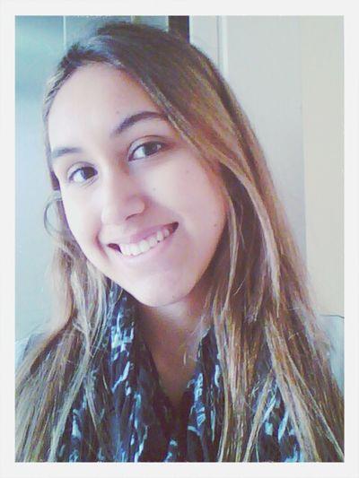 Smile Girl Happy Latina
