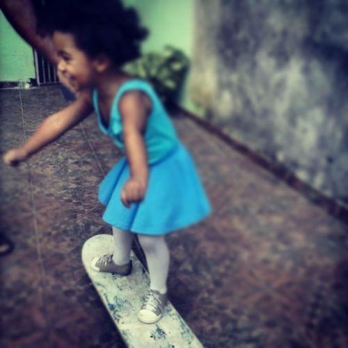 1° Contato Cm O Skate Da Prima... ANALAURA .. Foofucha .. Amooh