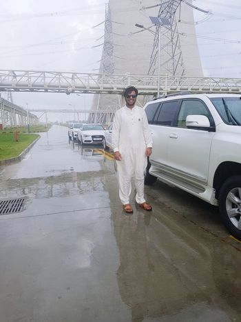 Wet Water Rain Car Young Adult Torrential Rain Drop Adults Only One Person Extreme Weather Full Length Day Visiting Withfriends NEW PROJECT COMIN SOON Sahiwal Power Plant Outdoors Sahiwal In Pakistan Building Exterior Architecture Industry Urban Skyline Towers View