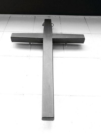 Lübeck Marli Dirk Borkenhagen Cross Shape Cross Religious Symbol Crucifix Christianity Jesus Christ