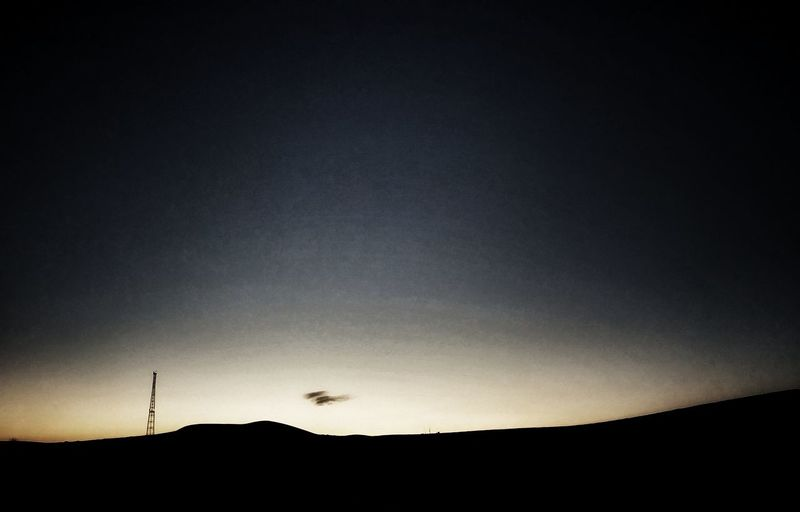 Desert Safari UAE Desert Desert Beauty Desert Landscape Desert Life UAE EyeEm Best Shots EyeEmNewHere EyeEm Selects EyeEm Gallery Best EyeEm Shot Astronomy Silhouette Rural Scene Sunset Sky Landscape Animal Themes Moon Surface
