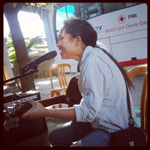 LivemusicKupangbagarak Donordarah Pmikupang