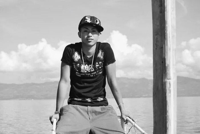 Me Ari Ari-Lo RappaneazCREW MC-Ari Philippines OnTheBoat Sea Blackandwhite Monochrome