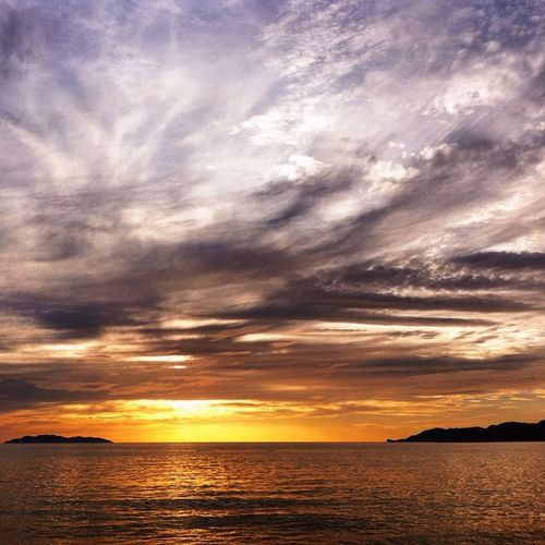 Disfrutando del atardecer en San Carlos. 🌅 Love Beach Sunset Sancarlos XunutaEsSonora