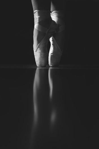 Ballet dancer Ballerina Ballerine Ballet Class Ballet Dancer Ballet Shoes Balletshoes Ballett Blackandwhite Capture The Moment