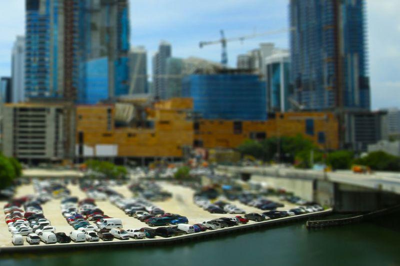 Tiltshift Tilt-shift Mia Miami Brickell Brickell-Miami River Miami, FL