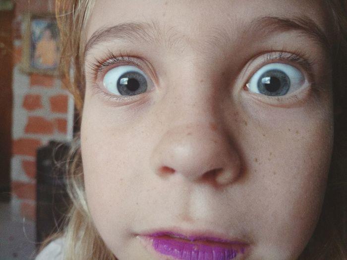 ❤️ TATIANA👑🌹 Human Eye Portrait Human Face Looking At Camera Headshot Close-up First Eyeem Photo