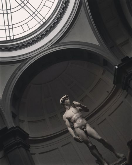 Firenze David Michelangelo Florence Italy Sculpture Perfection First Eyeem Photo