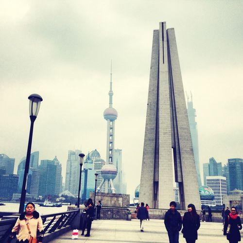 A city like this deserve a tour like that~ Shanghai Enjoying Life