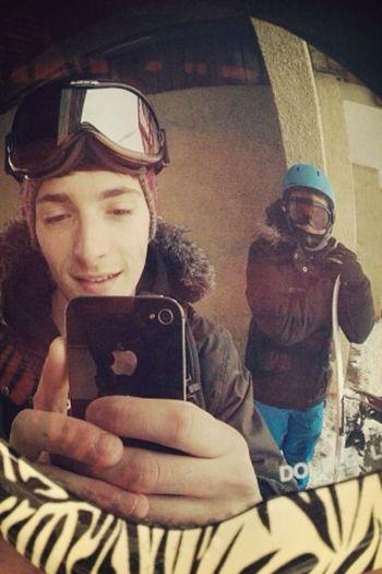 Snowboarding Winter