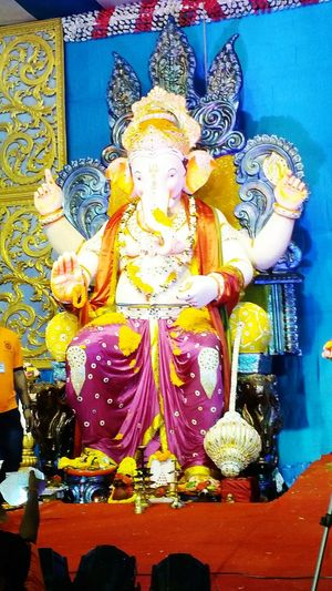 Ganpatti Bappa Morya....... First Eyeem Photo