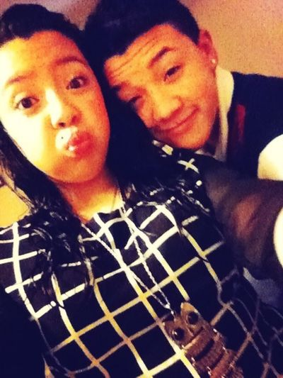My Brother And Me ❤our Faces