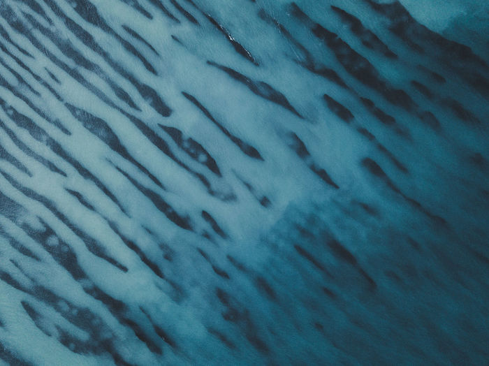 Coast textures from the sky with a drone at Playa Unión. Water No People Nature Full Frame Backgrounds Pattern Sea Cold Temperature Ocean Textured  Blue Real People Textures and Surfaces Coast Drone  Aerial View Magic Patagonia Argentina