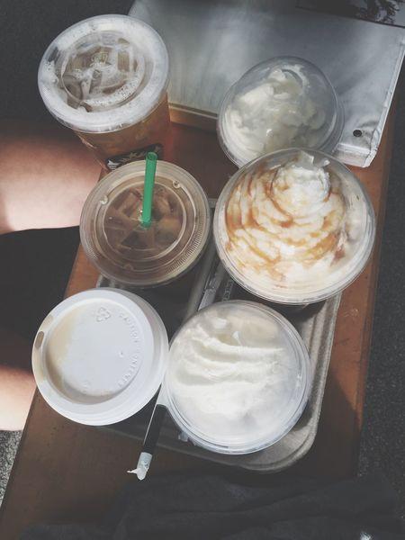 Morning runs Caffeine Addict Friends