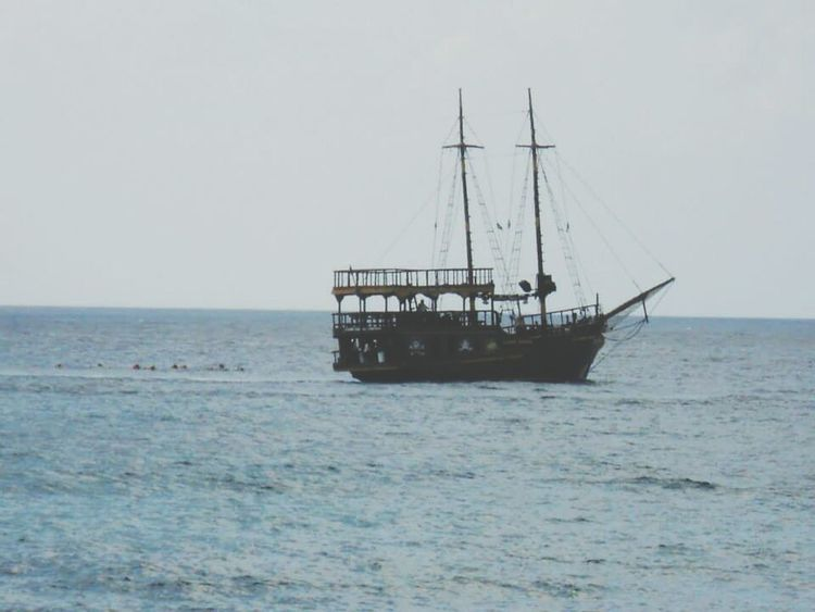 Ships⚓️⛵️🚢 Pirate Ship Pirate Ocean Ocean View