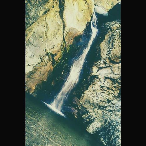 I found the fountain of youth♡ Nature Enjoying The Sights Relaxing On A Hike My Feet Hurt Nice Views Walk This Way Fountain Waterfall EatonCanyon