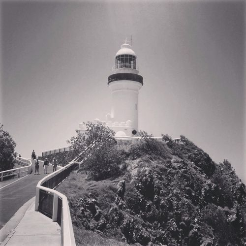 Byron Bay lighthouse Lighthouses Lighthouse Byron Bay