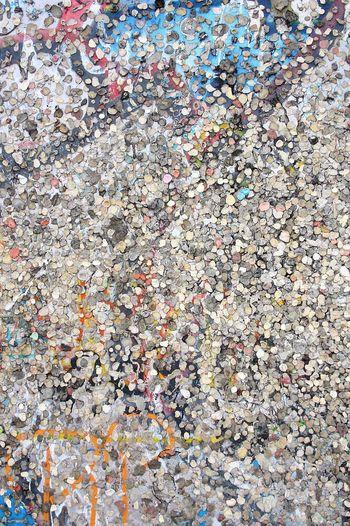 Berlin Wall American Barrier Berlin Berlin Germany Berlin Photography Berlin Streetart Berlin Wall Berlin Wall Graffiti Border Bubble Gum Bubble Gum Wall Bubblegum Bubblegum Wall Chewing Gum Chewinggum Day East West Divide German Germany Gum Multi Colored No People Outdoors Russian Wall