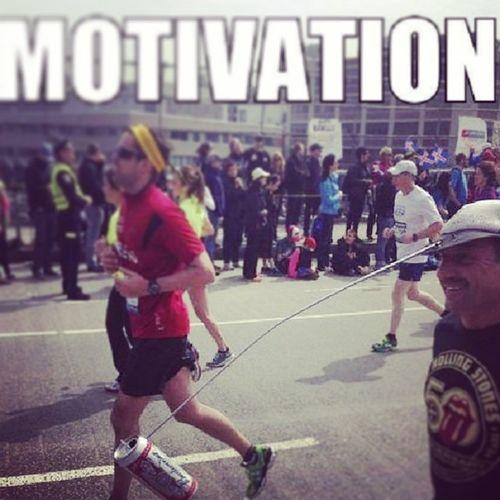 Motivation Legend has it he is still Running InstaJuice Nonstop