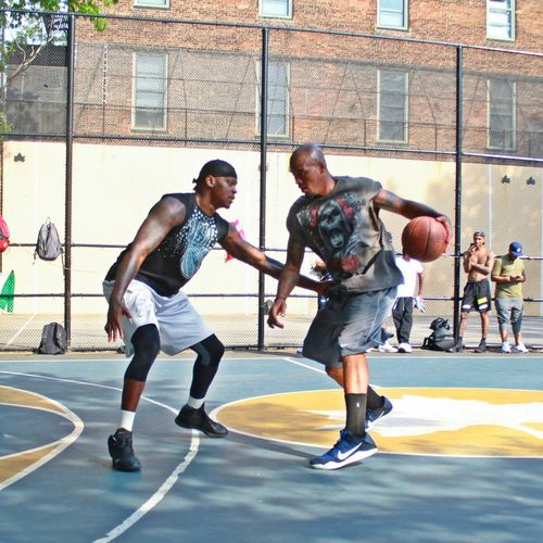 Basketball - Sport Basketball Player Court Sport Playing Sportsman Dribbling Sports Clothing Exercising Competitive Sport Activity Competition Street DOPE Leisure Activity City Outdoors Day Lifestyles NYC The Cage West4th Bringyourgame Notyourname Live For The Story