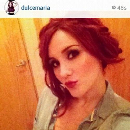 reposting: @dulcemaria que que deu na fia que resolveu postar foto boa??? REPOSTANDOPORQUESIM