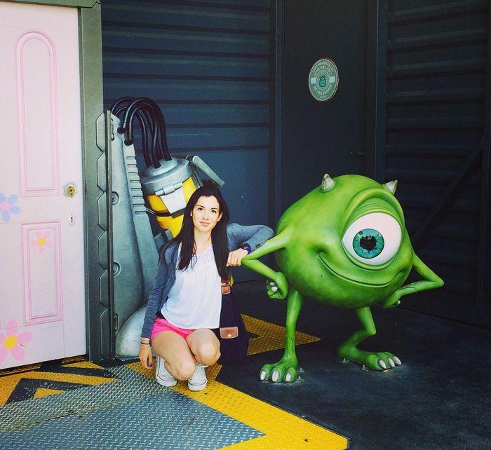Disney Having Fun Hanging Out Summer