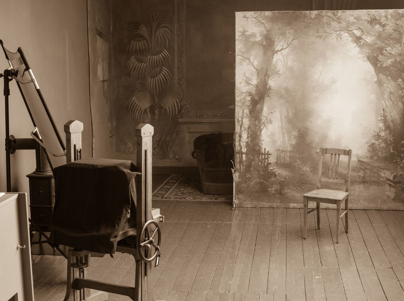 LWL Freilichtmuseum 1909 Chair Backgrounds Black And White Indoors  Light Stand Museum No People Open Air Museum Photo Studio Reflector