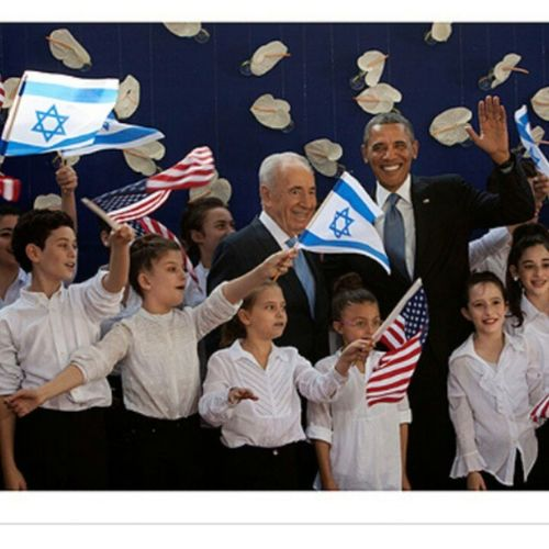 Welcome to Israel Mr. President @barackobama with @shimonperes Barackobama Israel PresidentialVisit