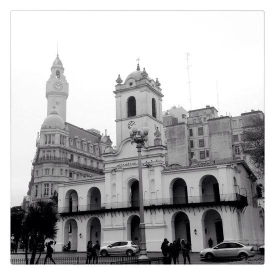 El pueblo quiere saber Buenosaires Architecture Building Exterior cabildo