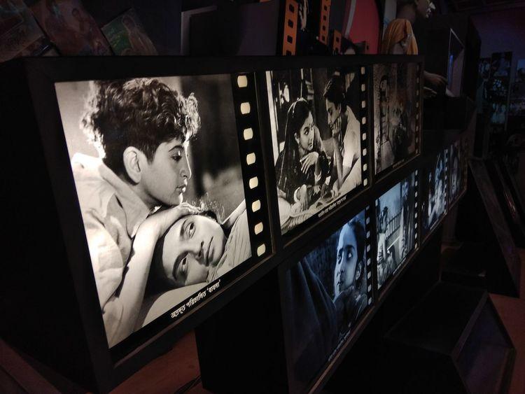 Cinema Cinematreasures CinemaTime Bengali Cinema Old Movies  Filmstrips Cinema Museum Old Culture Bengal Cinema Movie Strips Old To New