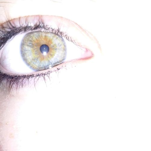 Open Your Eyes For Amnesty International Green Eye me