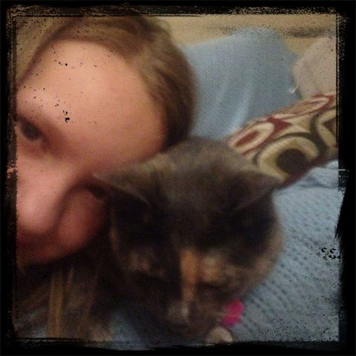 Me and my cat First Eyeem Photo
