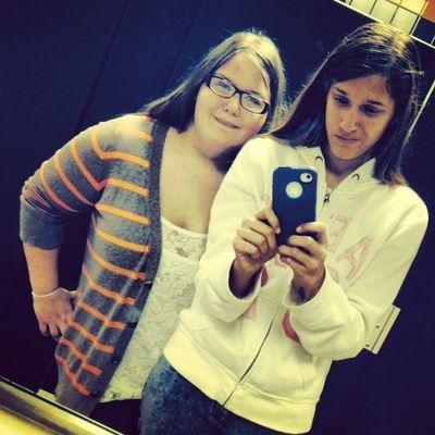 We're cute...