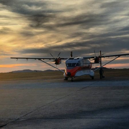Wildlandfirefighter Transportation Sunset Sky Airplane Mode Of Transport Cloud - Sky Air Vehicle Outdoors Airport Runway Propeller Airplane Nature No People Landscape Runway Flying Day SMOKEJUMPER Jumper Plane