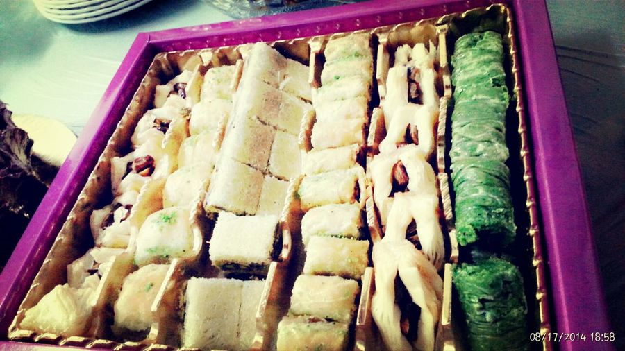 Baklava Baqlawa Sweets Candies