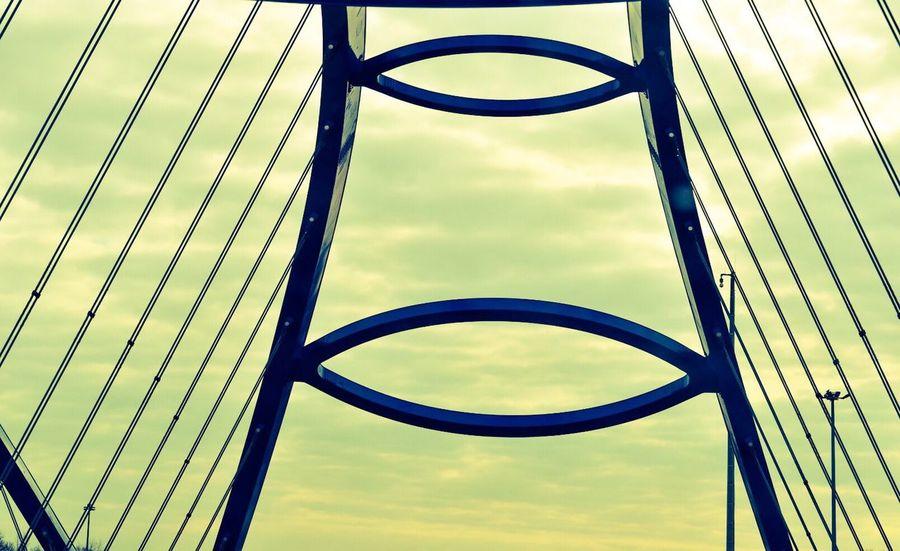 Detroit bridge Detroit, MI city