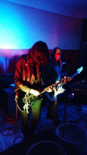 Rock monster Musician Music MusicIsLife Musicisthekey Musicians Male Strong Nights  Rock&Roll! Guitar Player Guitarlove Citycolors