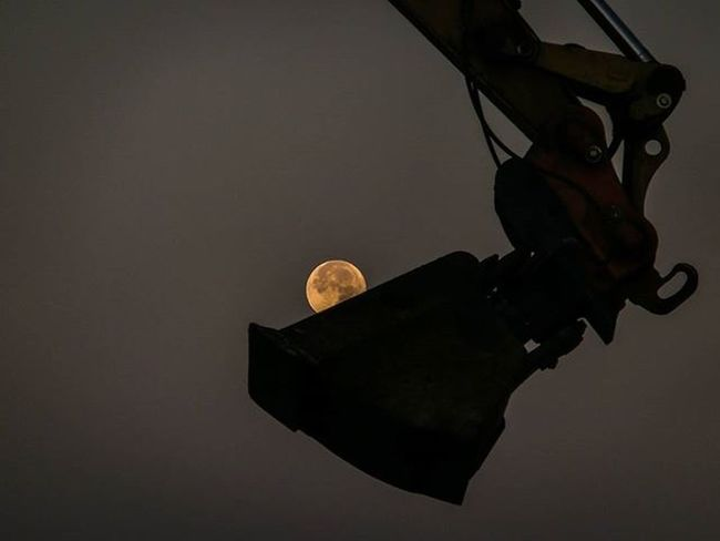 Catchthemoon Moon Yourmine Bagger Mond