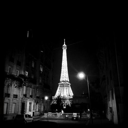 Blackandwhite Tour Eiffel Black & White Hipstamatic Streetphotography Cityscapes All_shots My Country In A Photo Paris