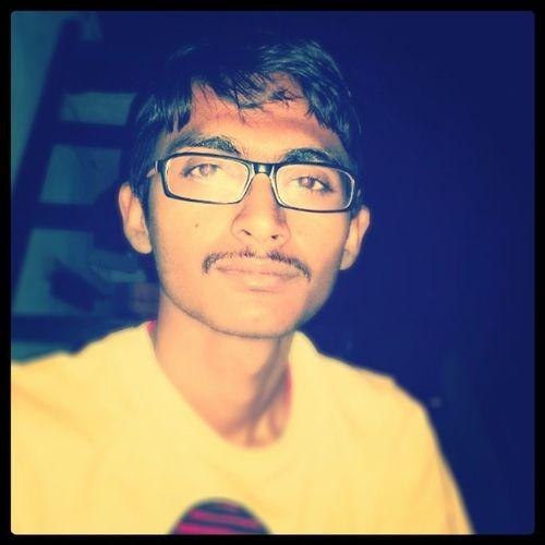 ShubhamSingh Selfie Instagram