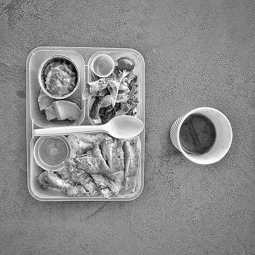 Today lunch box. Very healthy very tastety thanks to Tedxpetalingstreet for this awesome meal. TEDx Lunch Coffee weekend