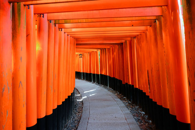 Fushimi inari shrine, fushimi inari taisha is an important shinto shrine in southern kyoto.