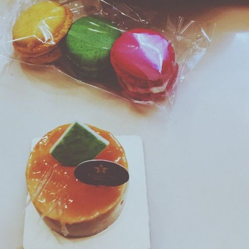 Colorfulmacaron Hawaicake for Mypig 'sbirthday