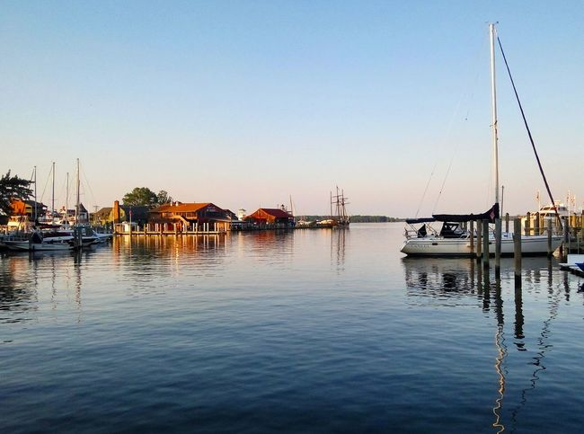 Chesapeake Bay USAtrip Taking Photos Hello World Check This Out Enjoying Life Boat Sunset
