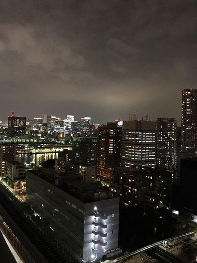 夜景 Night View 勝どき