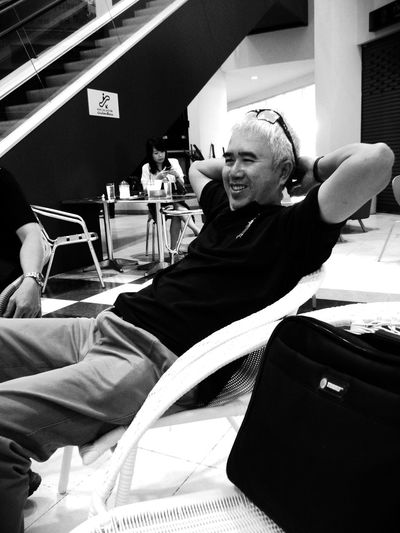 at The Seat @ Pitsanuloke Airport