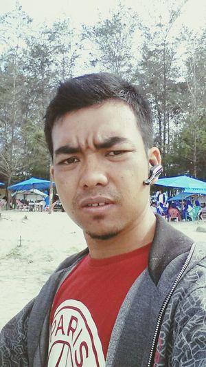 At long beach