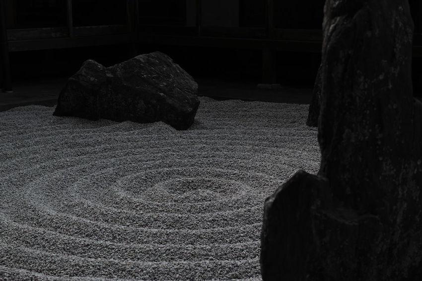 枯山水 禅 Zen カラー